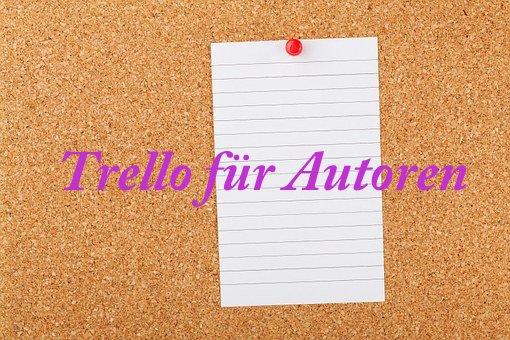 Trello für Autoren